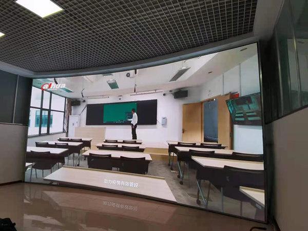 浙江大华室内全彩LED显示屏案例展示